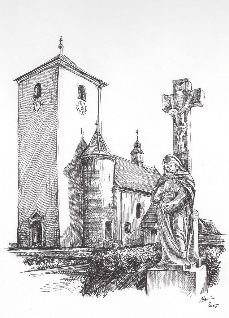 Zbraslavský kostel